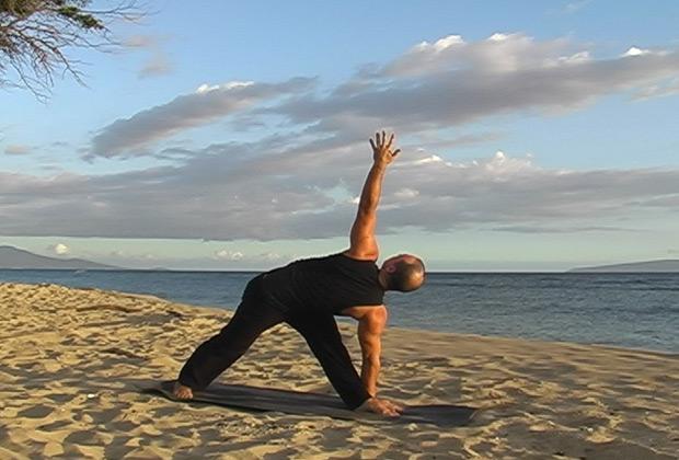 Sun salutation surya namaskara vinyasa basic tips yoga videos