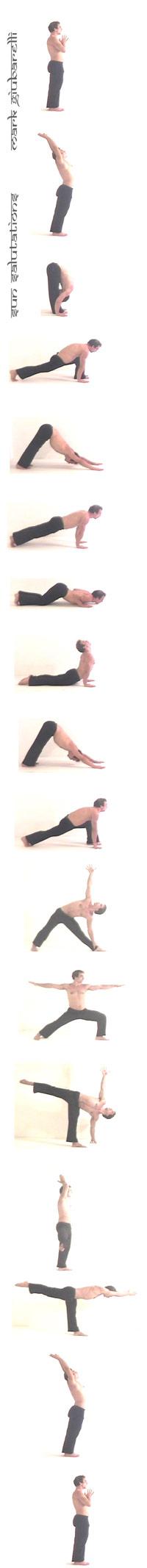 flowing yoga