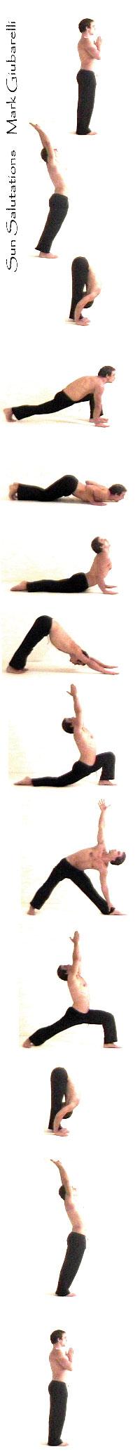 flowing vinyasa yoga