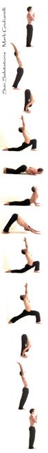 yoga flow poses