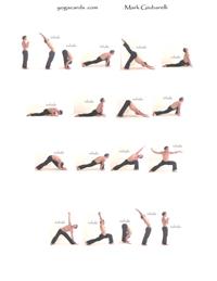 free yoga poses