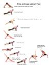 Yoga Poses Printable Yoga fitness postures