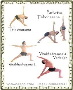vinyasa card no 11