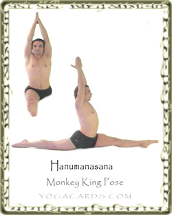 hanumanasana seated splits angle yoga tutorial