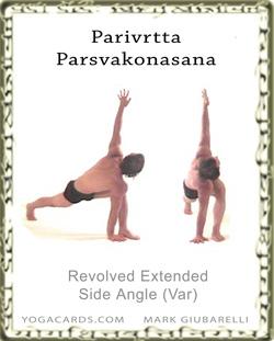parivrtta anjaneyasana  lunge pose yoga tutorial